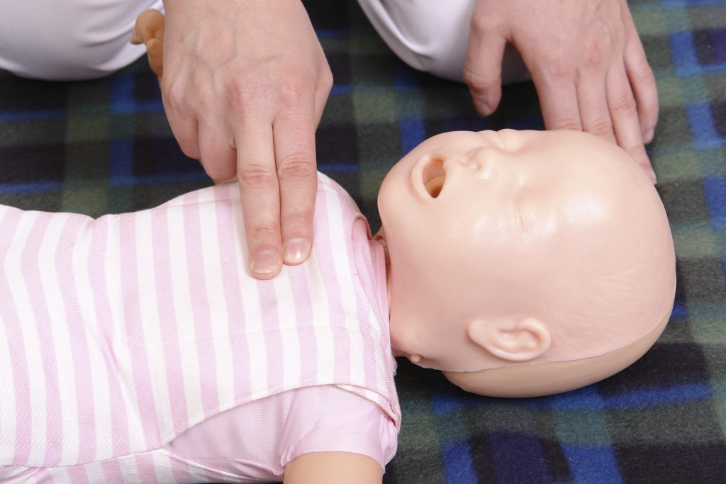 Free bay area bls cpr certification review study guide cpr for infants and children xflitez Choice Image