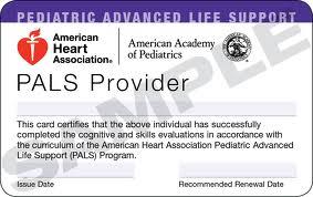 American Heart Association PALS