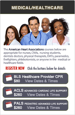 Bay Area BLS Renewal Classes