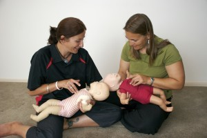 Corporate training for CPR