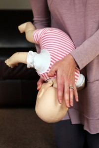 infant cpr classes in Central Valley