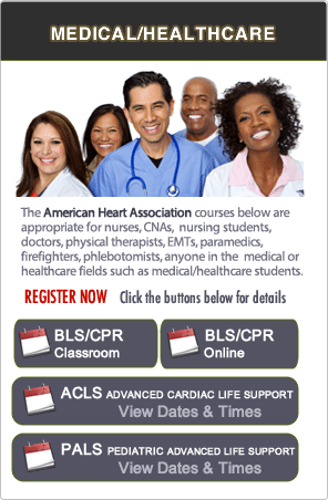 Bay Area BLS Renewal Classes